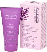 Parfémy, Parfumerie, kosmetika Obličejové sérum na ovocných kyselinách pro čištění a zúžení pórů - Le Cafe de Beaute Fruit Acids Face Serum