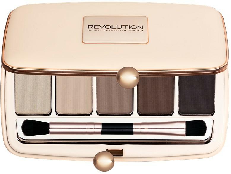 Paleta očních stínů - Makeup Revolution Renaissance Palette Day — foto N1
