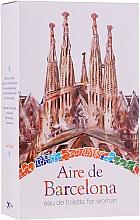 Parfémy, Parfumerie, kosmetika Instituto Espanol Aire de Barcelona Mujer - Toaletní voda