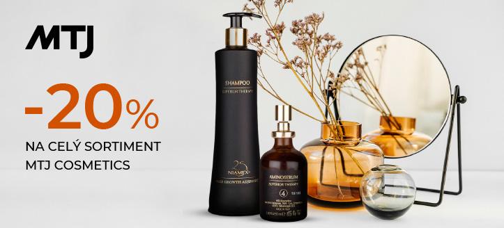 Akce od MTJ Cosmetics