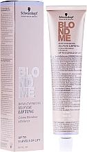 Parfémy, Parfumerie, kosmetika Zesvětlující krém pro světlé vlasy - Schwarzkopf Professional BlondMe Blonde Lifting
