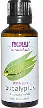 Parfémy, Parfumerie, kosmetika Esenciální olej Eukalyptus radiata - Now Foods Essential Oils 100% Pure Eucalyptus Radiata