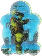 Parfémy, Parfumerie, kosmetika Dětská houba na mytí Želvy Ninja Raphael 2 - Suavipiel Turtles Bath Sponge