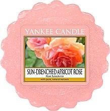 Parfémy, Parfumerie, kosmetika Aromatický vosk - Yankee Candle Sun-Drenched Apricot Rose