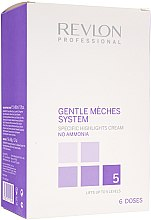 Parfémy, Parfumerie, kosmetika Systém na melíry bez amoniaku - Revlon Professional Gentle Meches System