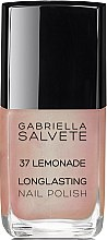 Parfémy, Parfumerie, kosmetika Lak na nehty - Gabriella Salvete Long Lasting Nail Polish