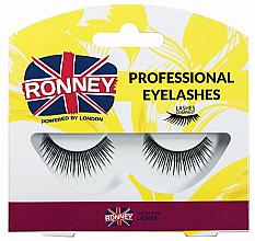 Parfémy, Parfumerie, kosmetika Umělé řasy, syntetické - Ronney Professional Eyelashes RL00022