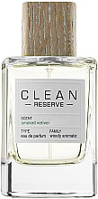 Parfémy, Parfumerie, kosmetika Clean Reserve Smoked Vetiver - Parfémovaná voda