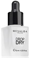 Parfémy, Parfumerie, kosmetika Vysoušeč laku na nehty - Mesauda Milano Drop Dry 112