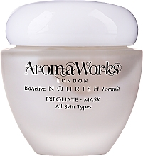 Parfémy, Parfumerie, kosmetika Exfoliační pleťová maska - AromaWorks Nourish Face Exfoliate Mask
