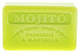 Parfémy, Parfumerie, kosmetika Marseille mýdlo Mojito - Foufour Savonnette Marseillaise Mojito