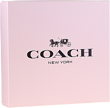 Parfémy, Parfumerie, kosmetika Coach New York Eau De Parfum - Sada (edp/90ml + b/lot/100ml + edp/7.5ml)