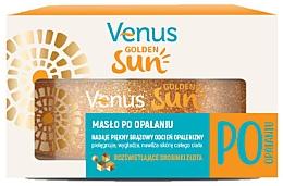 Parfémy, Parfumerie, kosmetika Tělový olej po opalování - Venus Golden Sun Body Butter