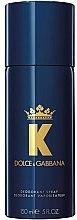 Parfémy, Parfumerie, kosmetika Dolce&Gabbana K By Dolce&Gabbana - Deodorant