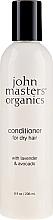 Parfémy, Parfumerie, kosmetika Kondicionér na suché vlasy Levandule a Avokádo - John Masters Organics Conditioner For Dry Hair Lavender & Avocado