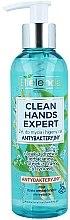 Parfémy, Parfumerie, kosmetika Antibakteriální gel na mytí rukou - Bielenda Clean Hands Expert Antibacterial Hands Washing Gel (s pumpičkou)