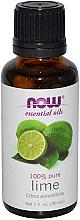 Parfémy, Parfumerie, kosmetika Esenciální olej Limetka - Now Foods Essential Oils 100% Pure Lime