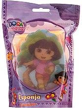 "Parfémy, Parfumerie, kosmetika Dětská houba ""Dora"", 169-8 - Suavipiel Dora Bath Sponge"