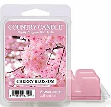 Parfémy, Parfumerie, kosmetika Vosk pro aromalampu - Country Candle Cherry Blossom Wax Melts