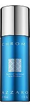 Parfémy, Parfumerie, kosmetika Azzaro Chrome - Deodorant