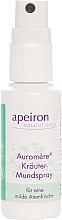 Parfémy, Parfumerie, kosmetika Ústní sprej - Apeiron Auromere Herbal Mouth Spray