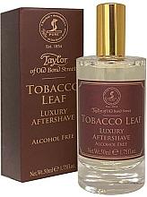 Parfémy, Parfumerie, kosmetika Taylor of Old Bond Street Tobacco Leaf Aftershave Lotion - Lotion po holení
