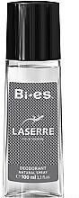 Parfémy, Parfumerie, kosmetika Bi-Es Laserre Pour Homme - Parfémovaný deodorant-sprej