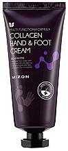 Parfémy, Parfumerie, kosmetika Krém na ruce a nohy s kolagenem - Mizon Collagen Hand And Foot Cream