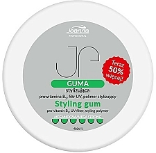 Parfémy, Parfumerie, kosmetika Stylingová guma na vlasy - Joanna Styling Gum