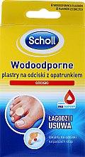 Parfémy, Parfumerie, kosmetika Voděodolné náplasti pro obvazy - Scholl Waterproof Bandages