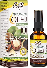 Parfémy, Parfumerie, kosmetika Makadamie přírodní olej - Etja Macadamia Bio