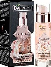 Parfémy, Parfumerie, kosmetika Omlazující sérum na obličej - Bielenda Camellia Oil Luxurious Rejuvenating Serum
