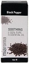 Parfémy, Parfumerie, kosmetika Esenciální olej Černý pepř - Holland & Barrett Miaroma Black Pepper Pure Essential Oil