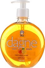 Parfémy, Parfumerie, kosmetika Tekuté mýdlo s vůní citrusů - Seal Cosmetics Dagne Liquid Soap
