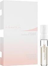 Parfémy, Parfumerie, kosmetika Gianfranco Ferre In The Mood For Love Pure - Toaletní voda (vzorek)
