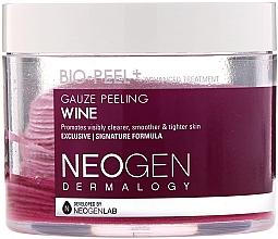 Parfémy, Parfumerie, kosmetika Peelingové pleťové tampóny s extraktem z červeného vína - Neogen Dermalogy Bio Peel Gauze Peeling Wine