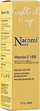 Parfémy, Parfumerie, kosmetika Pleťové sérum s 15% vitamínem C - Nacomi Next Level Vitamin C 15%