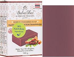 Parfémy, Parfumerie, kosmetika Mýdlo s extraktem z tamarindu - Sabai Thai Herbal Tamrind Soap