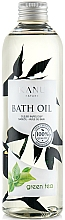 Parfémy, Parfumerie, kosmetika Olej do koupele Zelený čaj - Kanu Nature Bath Oil Green Tea