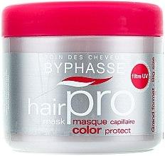 Parfémy, Parfumerie, kosmetika Maska pro ochranu barevných vlasů - Byphasse Hair Pro Mask Color Protect