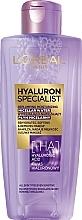 Parfémy, Parfumerie, kosmetika Hydratační micelární voda - L'Oreal Paris Hyaluron Expert