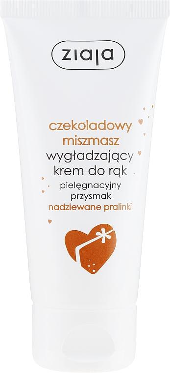 "Krém na ruce ""Šokoládové pralinky"" - Ziaja Hand Cream"