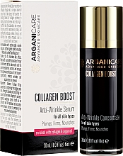Parfémy, Parfumerie, kosmetika Sérum od vrásek - Arganicare Collagen Boost Anti-Wrinkle Serum