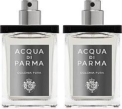 Parfémy, Parfumerie, kosmetika Acqua di Parma Colonia Pura Travel Spray Refills - Kolínská voda