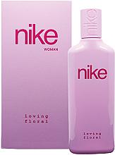 Parfémy, Parfumerie, kosmetika Nike Loving Floral Woman - Toaletní voda