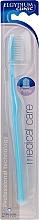 Parfémy, Parfumerie, kosmetika Speciální pooperační zubní kartáček, modrý - Elgydium Clinic Perio
