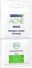 Parfémy, Parfumerie, kosmetika Matující maska na obličej - Novaclear Acne Mask Oil Control Complex