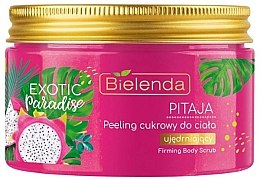 Parfémy, Parfumerie, kosmetika Telový peeling Papaya - Bielenda Exotic Paradise Peel