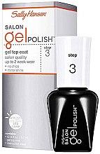 Parfémy, Parfumerie, kosmetika Vrchní vrstva pro gel lak - Sally Hansen Salon Gel Polish Gel Top Coat