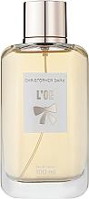 Parfémy, Parfumerie, kosmetika Christopher Dark L'oe - Parfémovaná voda